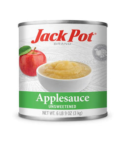 Applesauce, Unsweetened, Canned - #10 Can