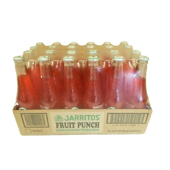 Fruit Punch - 24 Bottles/12.5 OZ Each