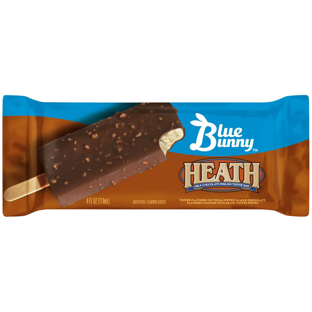 Heath Ice Cream Bar - 24/4 OZ
