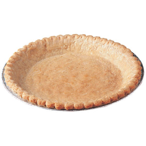 "Pie Shell, 9"" W x 3"" D, Frozen, Case - 20/8 OZ"