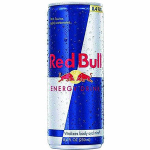 Red Bull Energy Drink - 24/8.4 OZ Cans