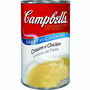 Cream of Chicken Soup, Canned - 50 OZ