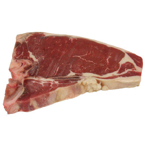 T-Bone Steaks, Seasoned, Raw & Frozen - 6 Steaks/12 OZ each