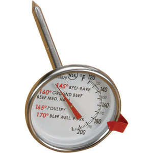 Meat Thermometer, 1 EA