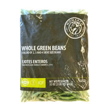 Load image into Gallery viewer, Whole Green Beans, Frozen - 2 LB