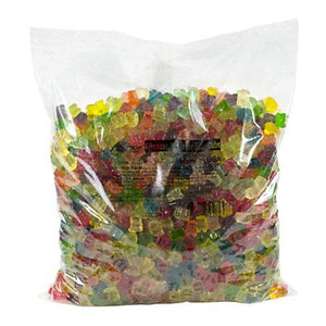 Gummy Bears, Assorted Candy - 5 LB