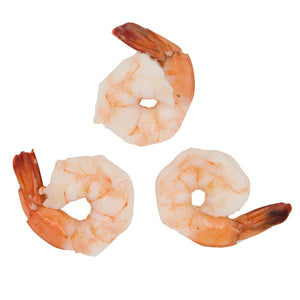 Shrimp, White, 16-20, Peeled & Deveined, Tail On, Raw/Frozen -2 LB