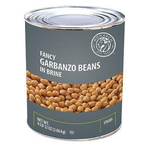 Garbanzo Beans, Fancy, Cholestrol, Trans & Sulfite-Free - #10 Can