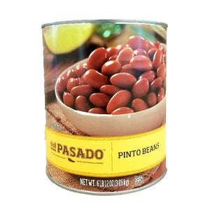 Pinto Beans in Brine, Canned - #10 Can