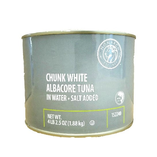 Tuna, White Albacore, Chunk In Water - 66.5 OZ