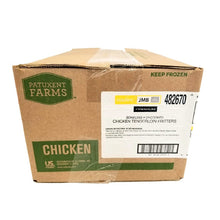 Load image into Gallery viewer, Chicken Tenderloin Breaded Fritter, Jumbo - 2/5 LB (10 LB Total)