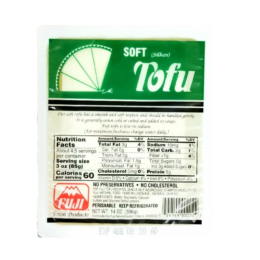 Soft Tofu - 14 OZ