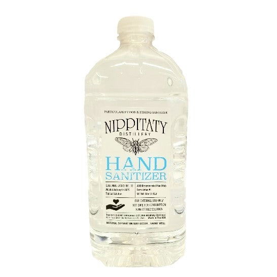 Hand Sanitizer, 1/2 Gallon - EACH