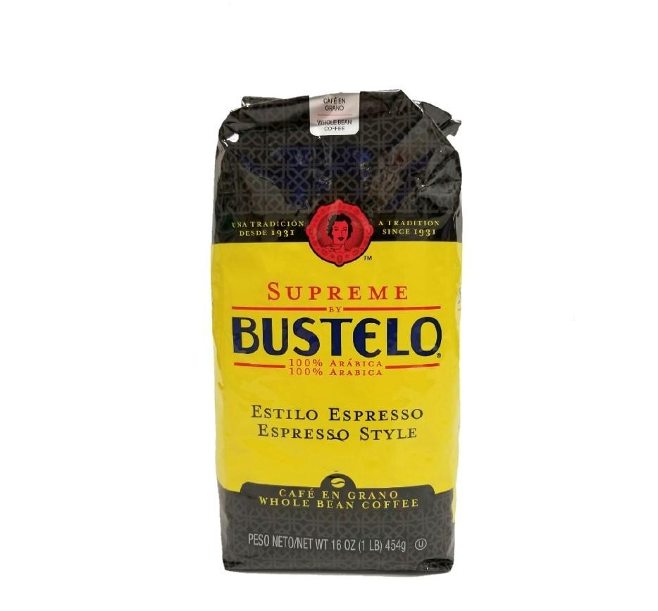 Espresso Coffee Beans, Supreme Dark Roast - 16 OZ