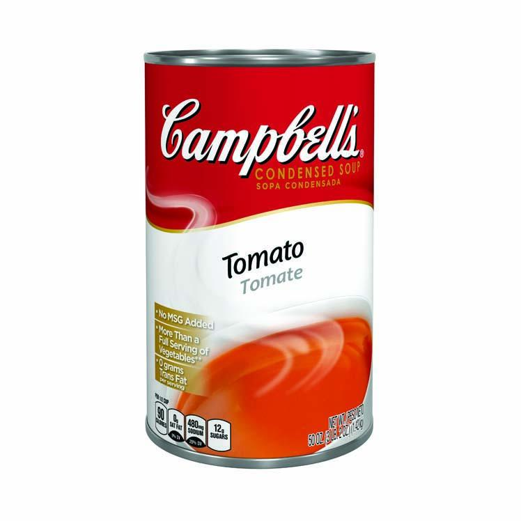 Tomato Soup, Canned - 50 OZ