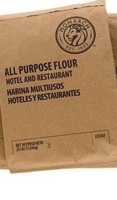 Flour, All-Purpose, Hotel & Restaurant - 25 LB