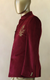 Maroon Velvet Cocktail Jacket