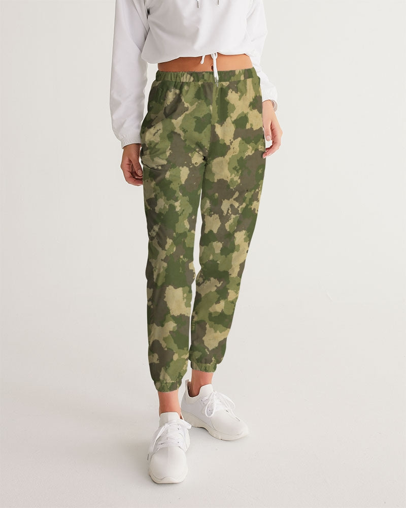 Military Green Women's Track Pants