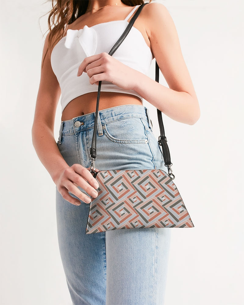 Intersection Wristlet