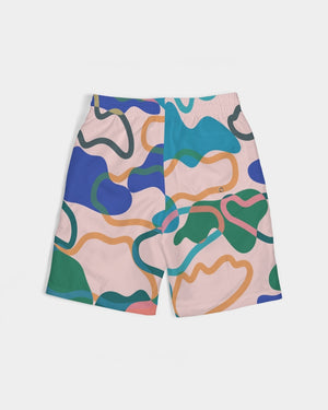 Cotton Candy Boy's Swim Trunk