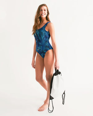 Blue Dream Women's One-Piece Swimsuit