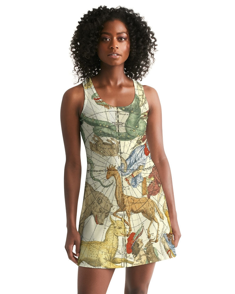 Ancient legend Women's Racerback Dress