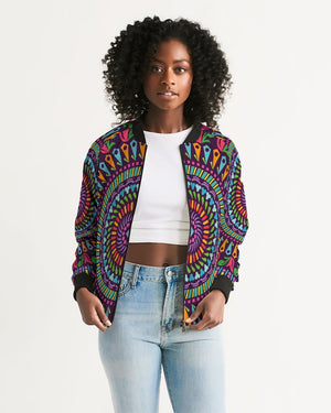 Legendary Indian Women's Bomber Jacket