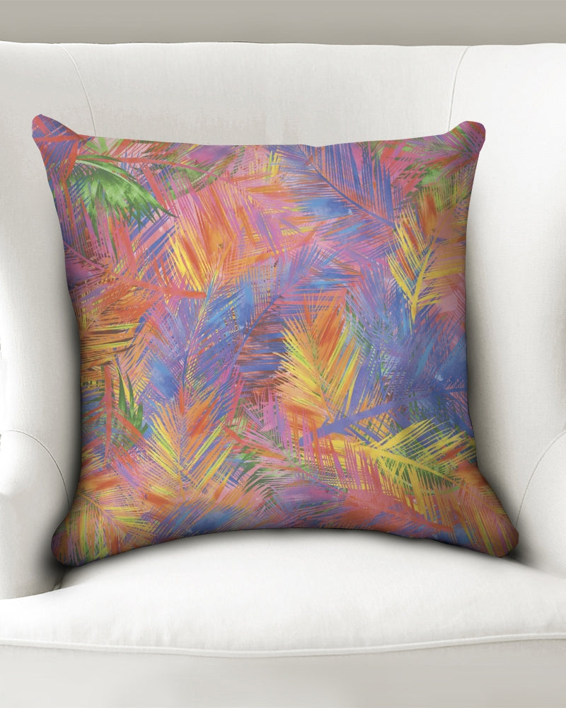 "Flolige Colorful Throw Pillow Case 18""x18"""