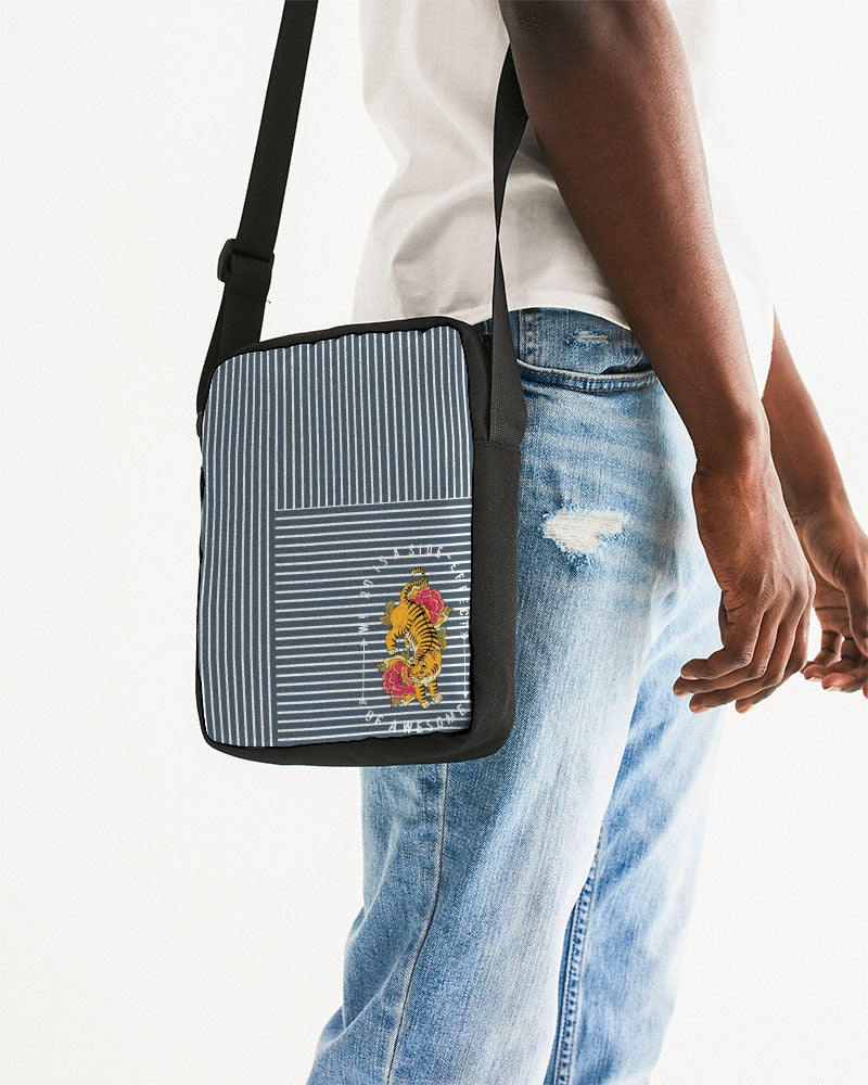 Cool Guy Messenger Pouch