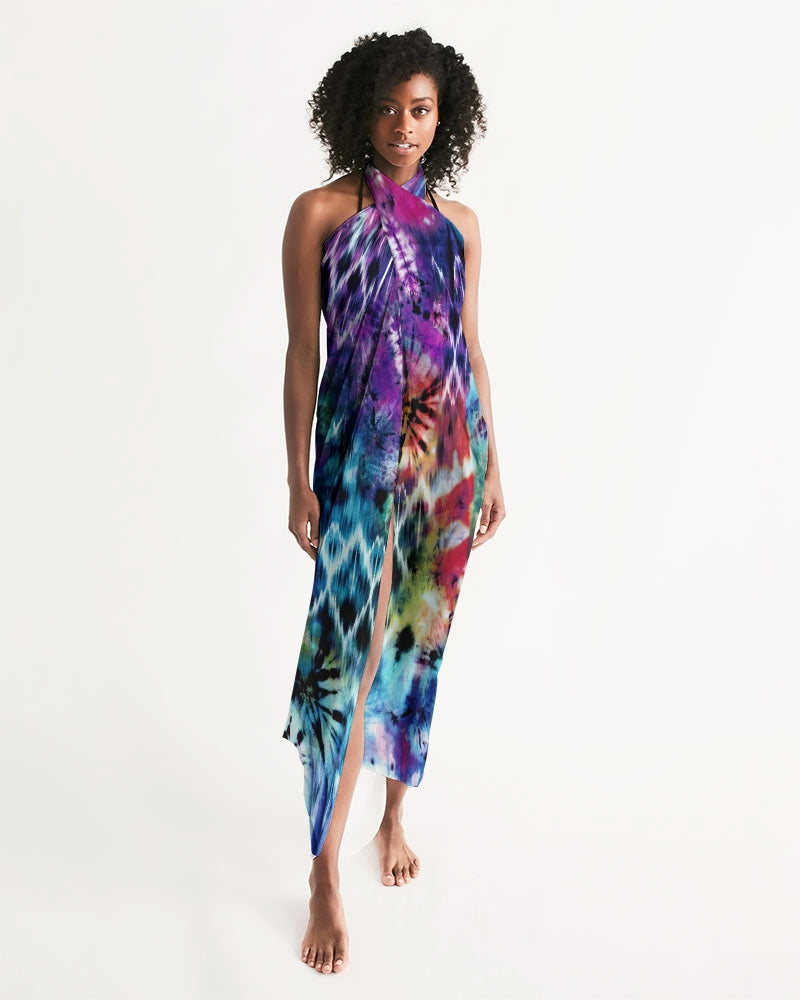 Kaleidoscope Swim Cover Up