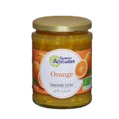 CONFITURE EXTRA ORANGE 600G