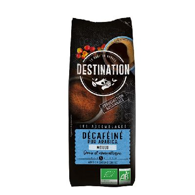 CAFE DECAFEINE A L'EAU 250G