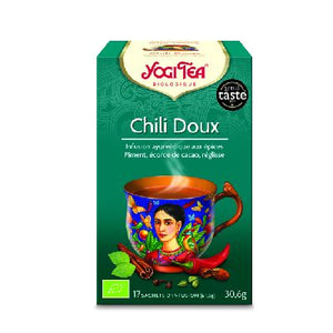 INFUSION CHILI DOUX X17 30.6G