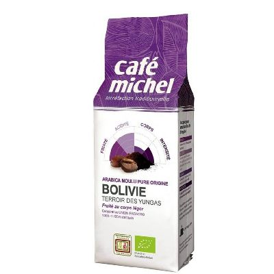 CAFE BOLIVIE MOULU 250G