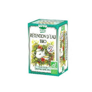 Tisane Retention D'Eau X20 32G