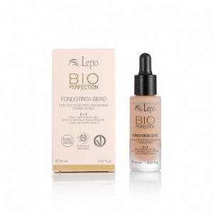 Bio Perfection SERUM Foundation 2 in 1 - Lepo