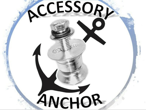 Accessory Anchor For Polaris Lock & Ride System