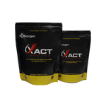 XACT Nutrition Whey Protein 80% Concentrate - 500 Gms (Raw & Unflavoured) Whey Protein