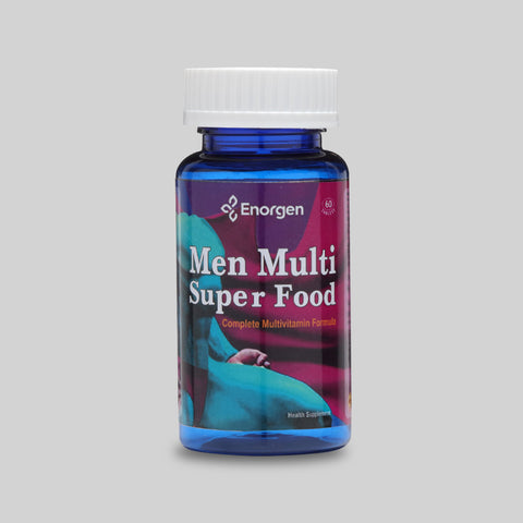 Men Multi Super Food | Best Multivitamin Tablets | Enorgen