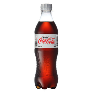 600ml Coke Range
