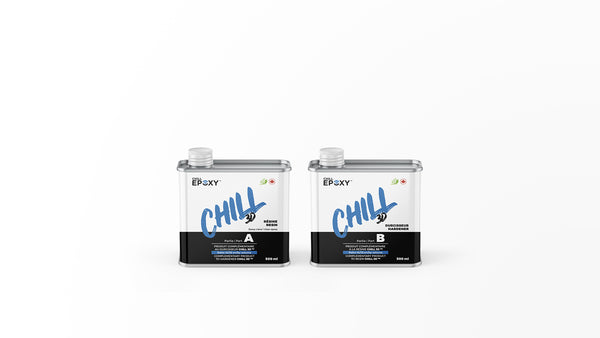 Chill 3D Epoxy Kit