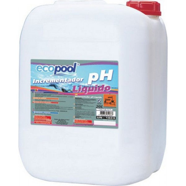 pH+ (PH mais) - Liquido - 25lts - IOT-POOL
