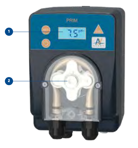 Bomba Doseadora Tempo UV - pH / Redox - IOT POOL