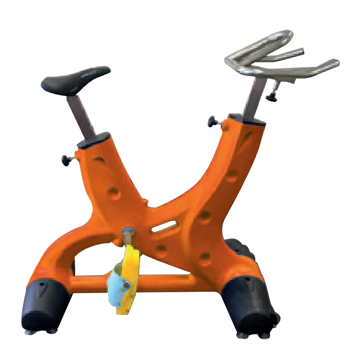 Bicicleta Aquática fitness - OPTIMA - IOT POOL
