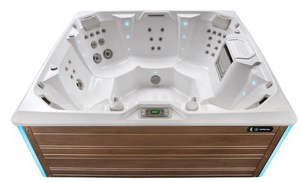 SPA HOTSPRING LIMELIGHT Pulse E Pulse™ music- 7 lugares