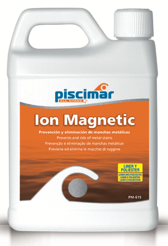 PM-615 ION MAGNETIC - Retira manchas - IOT-POOL