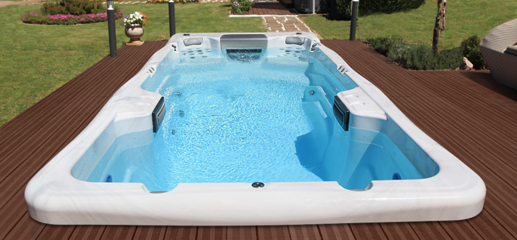 SWIM SPA / JACUZZI AMAZONAS W-FLOW