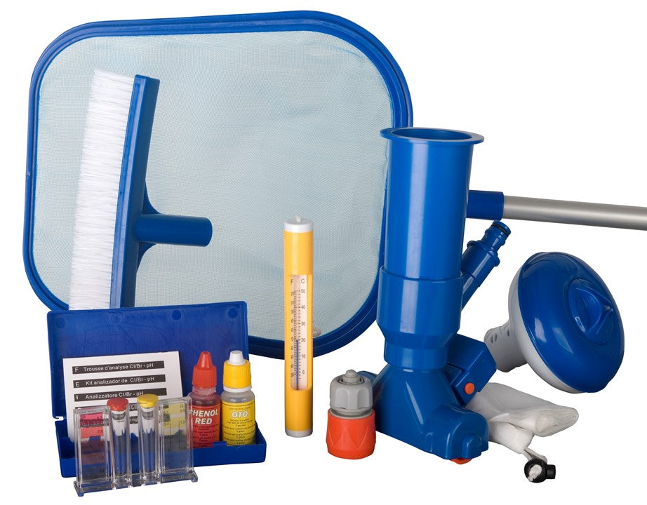 Complete Maintenance Kit for Swimming Pools - GRE