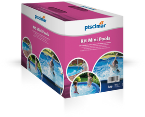 Kit Mini Piscinas - Piscimar