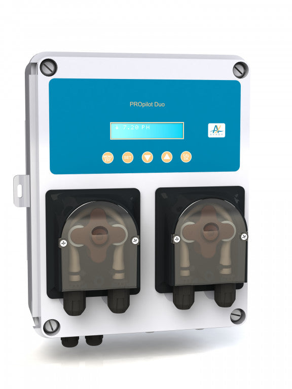 DOSING PUMP PILOT PRO DUO PH / RX - pools up to 80m3